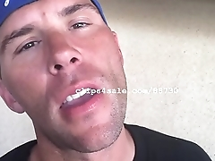 Smoking Fetish - Jon Greco Smoking Part6 Video1
