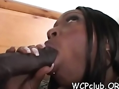 Sex with charming playgirl