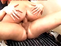 Horny Babe Gets Amazing Sex