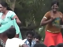 hot recording dance in east godavari