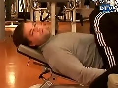 Funny video - tits in the gym - Erotic sex video - Tube8.com#!