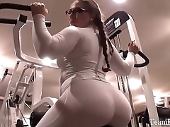Kai Lee - Hot workout