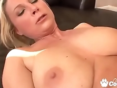 Devon Lee Gets A Vaginal Creampie From Her New Boyfriend