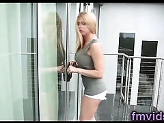 Rachel Roxxx hot shower
