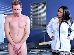 Gorgeous Slut Patient (Ava Addams) Seduce And Bang With Doctor mov-09