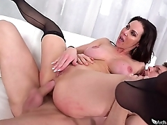 Kendra Lust 1st DP Ever!