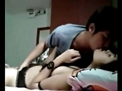 Asian pretty girl loved getting fucked
