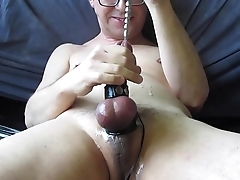 Damned hot sound and estim