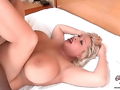 Huge Saggy Fake Tit Claudia Marie Creampied Twice