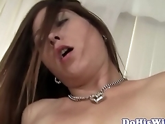 Cheating wife gets banged by her doctor