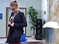 Brazzers - (Britney Amber) - Big Tits at Work